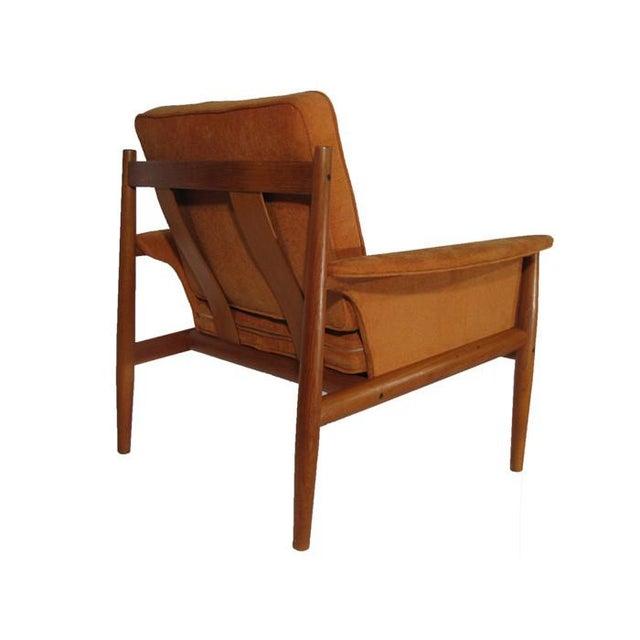 Grete Jalk Teak Sofa & Lounge Chair - A Pair - Image 3 of 9