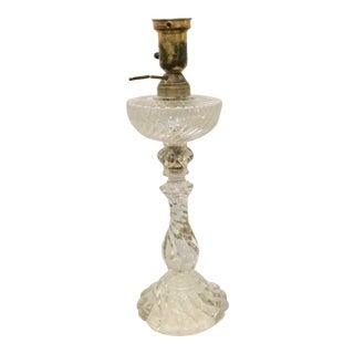 Baccarat Oil Lamp