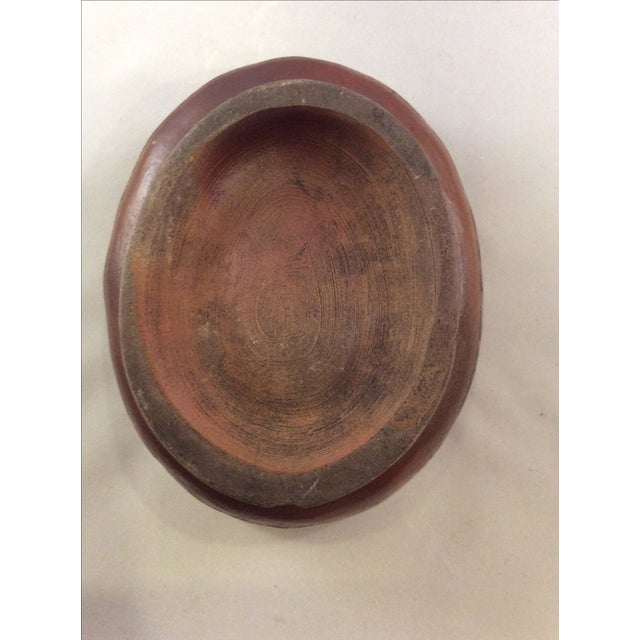 English Oval Pudding Mould Chairish