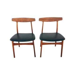 MCM Bruno Hansen Rosewood Chairs - Pair