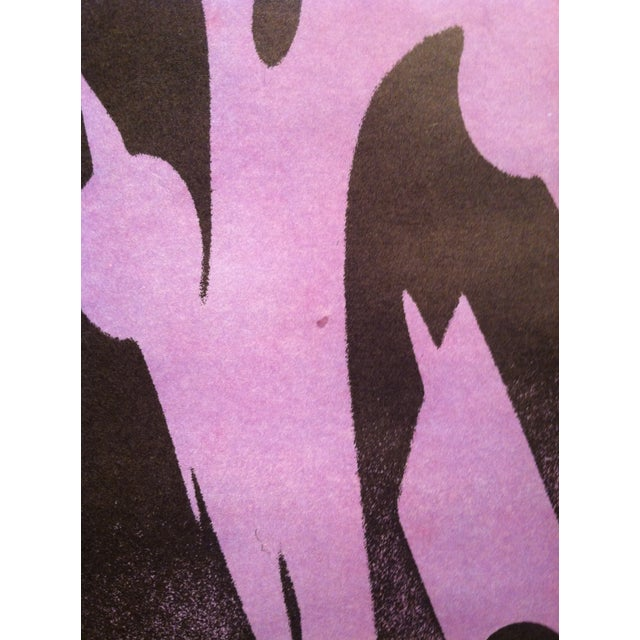 """Jean-Claude Lenglart """"Ionesco"""" French Lithograph - Image 4 of 8"""