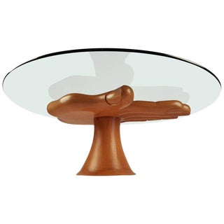 'High Five' Coffee Table by Pedro Friedeberg
