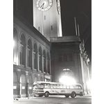 Image of Mid-Century San Francisco Ferry Building Photo