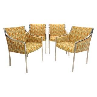 Stow Davis Bert England Chairs - Set of 4