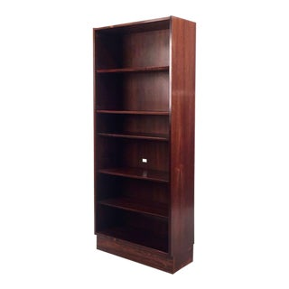 Vintage Danish Rosewood Bookcase
