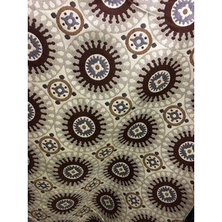 Sunbrella Medallion Fabric - 5 Yards