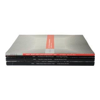 Rago Modern Design Auction Catalogs - Set of 7