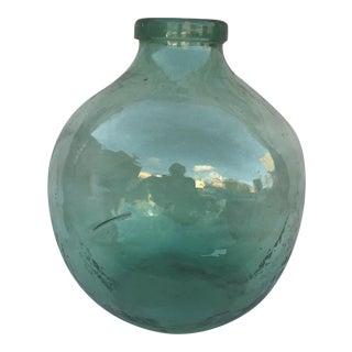 Vintage Spanish Hand Blown Vase