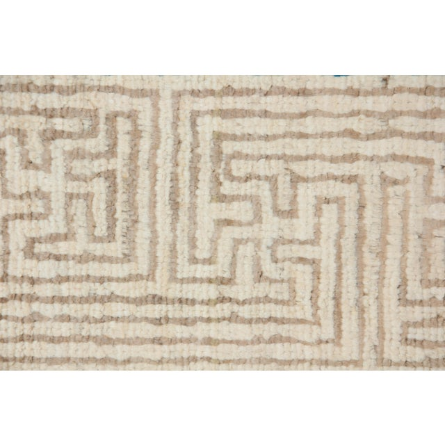New Hand-Knotted Khotan Rug - 8′2″ × 10′2″ - Image 3 of 3