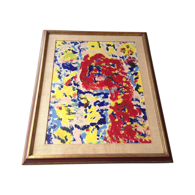 "Image of Original Painting ""Kaleidoscope"""