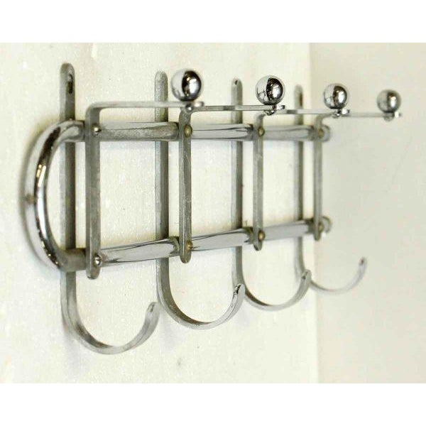 Streamline Mid-Century Hook Rack - Image 5 of 8