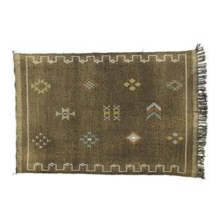 Moroccan Berber Sabra Rug - 3′2″ × 5'