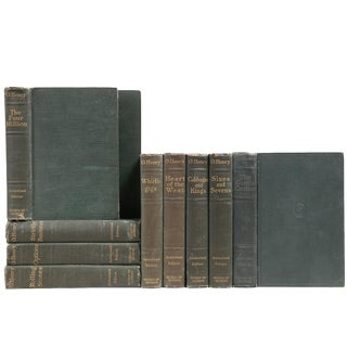 Pine Green Works of O'Henry Books - Set of 10