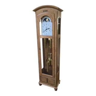 "Ethan Allen American Dimensions ""Not Your Grandfather's"" Floor Clock"