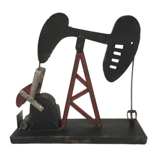 Vintage Style Oil Pump