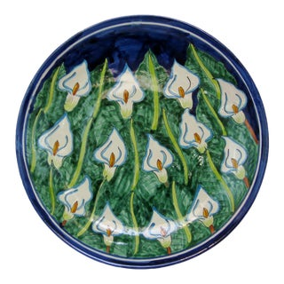 Mexican Ceramic Wall Plate