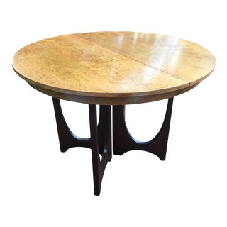 Broyhill Brasilia Dining Table with One Leaf