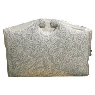Robert Allen Upholstered Full Size Headboard