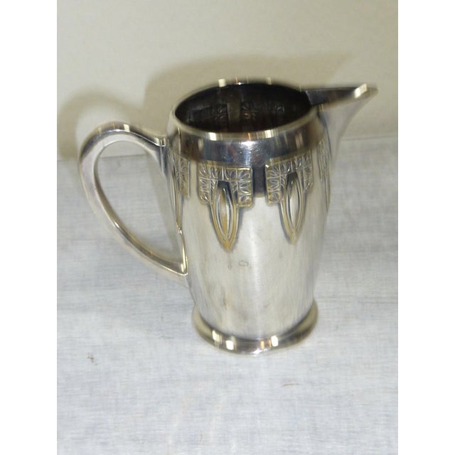 1900s Art Nouveau WMF Coffee/Tea Set - Image 8 of 11