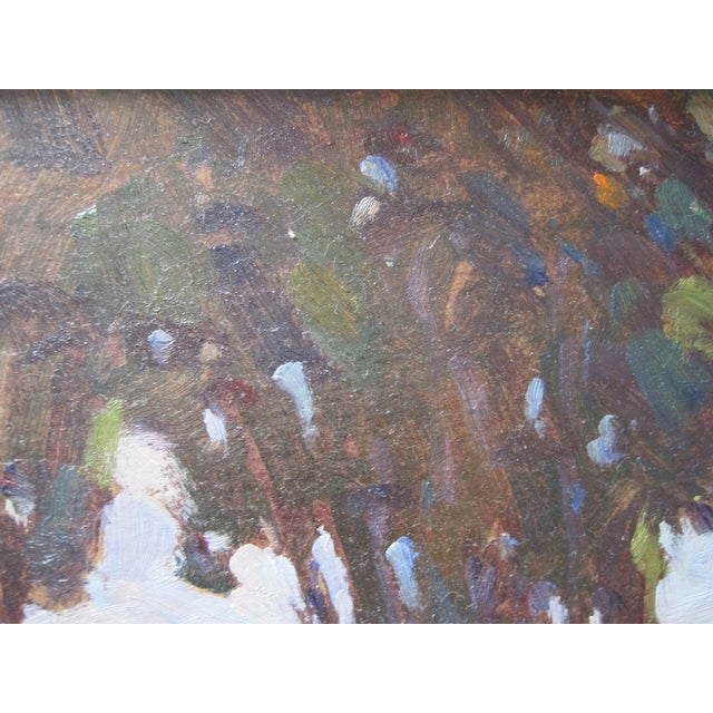 Image of Dewitt Drake Landscape Oil Painting
