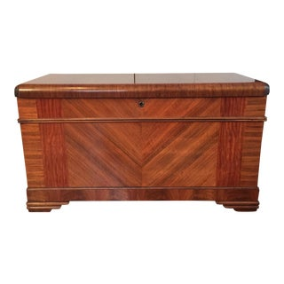 Vintage Caswell-Runyan Co. Cedar Chest