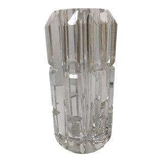 Modern Orrefors Crystal Vase