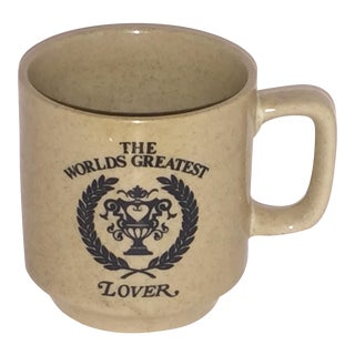 The World's Greatest Lover Mug