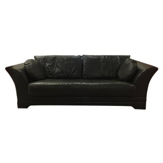 Molinari Italian Leather Sofa