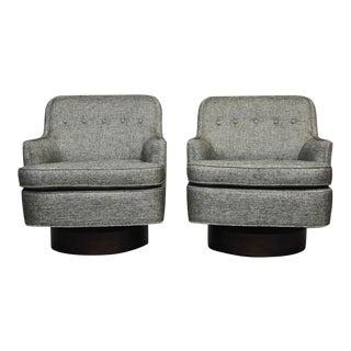 Dunbar Swivel Chairs by Edward Wormley