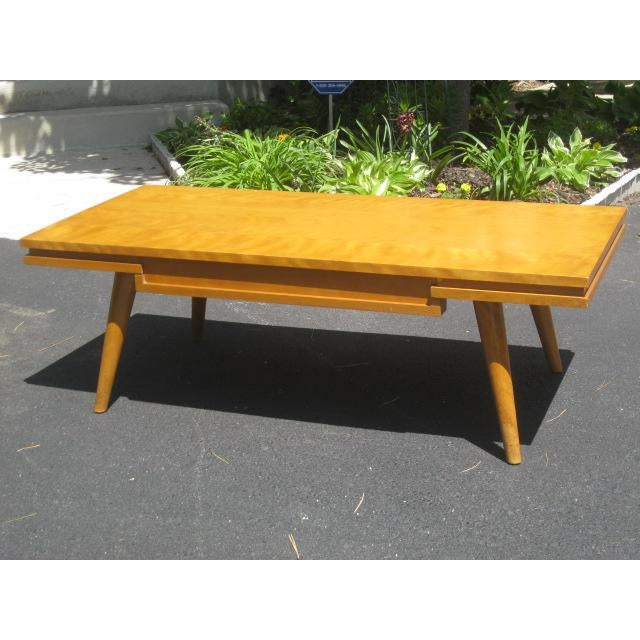 The Big Ball Coffee Table: Russel Wright For Conant Ball Mid-Century Modern Coffee