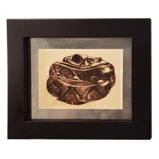 """Snake Sketch From """"Peinture & dessins de Paul Jouve"""""""