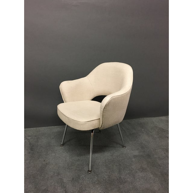 Saarinen for Knoll Executive Armchairs - Set of 6 - Image 5 of 6