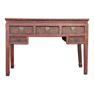 Chinese 1940's Desk