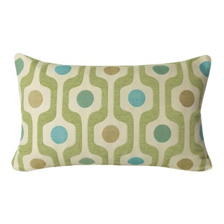 Mid-Century Modern Accent Pillow