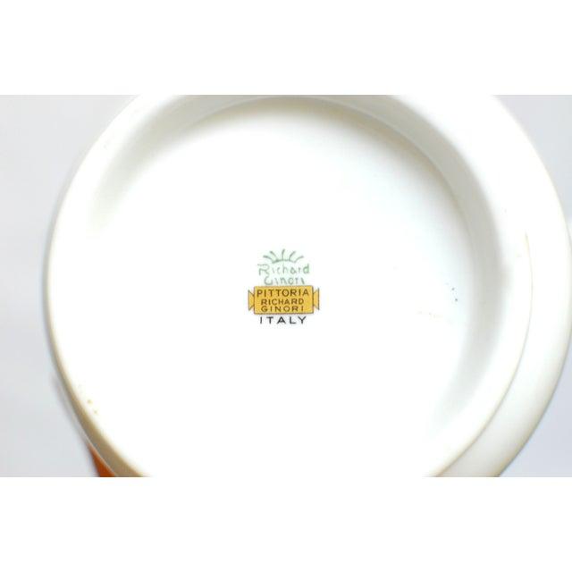 Richard Ginori Italian Cache Pots - A Pair - Image 4 of 5