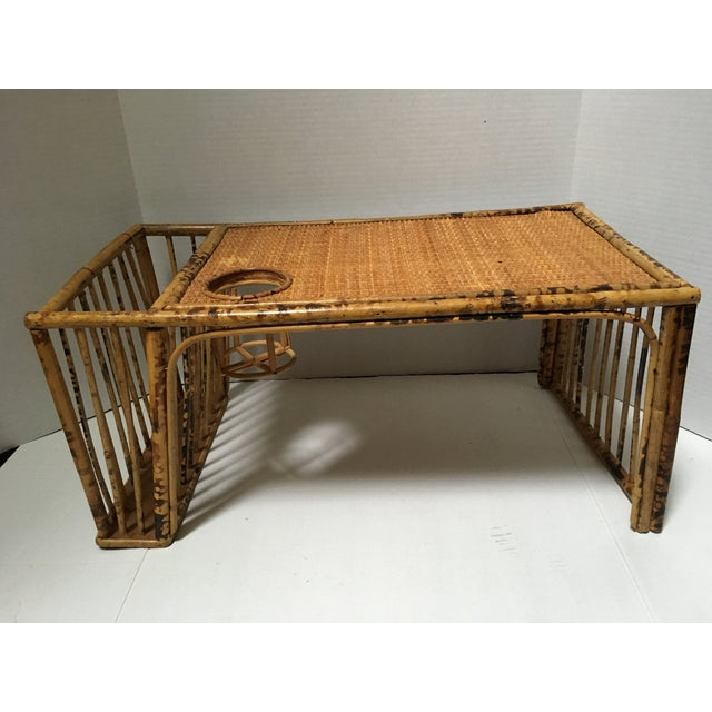 Rattan Serving Bed Tray - Image 8 of 9