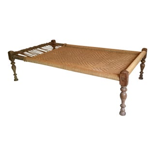 Antique Indian Daybed