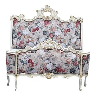French Louis XVI Full Size Bedframe
