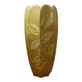Enesco Floral Ceramic Vase