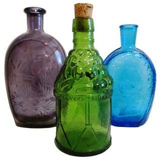 American Bitters Bottles - S/3