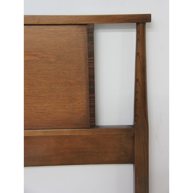 Mid-Century Modern Full Headboard - Image 4 of 6