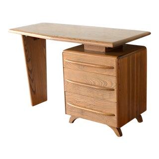 1950s Pierce & Sons Mid-Century Modern Floating Desk