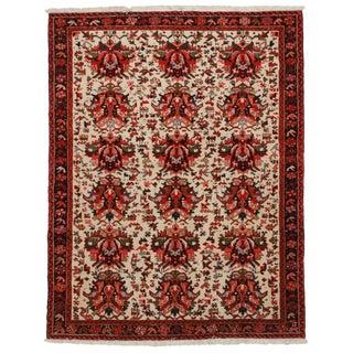 """RugsinDallas Vintage Persian Karajeh Oriental Rug - 5'1"""" X 6'6"""""""