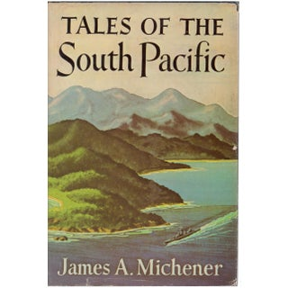 """Tales of The South Pacific"" Book Circa 1947"