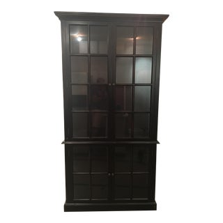 ABC Home Black China Cabinet