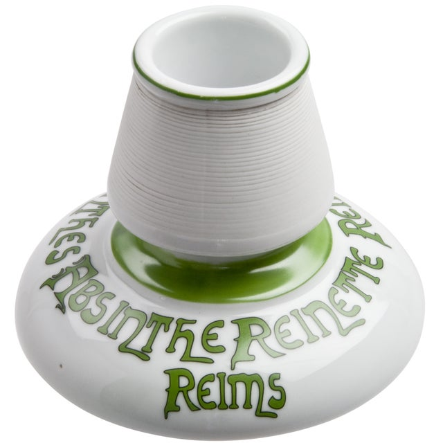 Vintage Reinette Absinthe Match Striker - Image 2 of 4