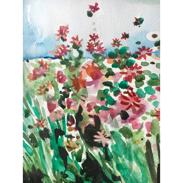 'Blossoming' Original Painting - Image 3 of 5