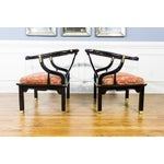 Image of James Mont Ming Chairs - A Pair