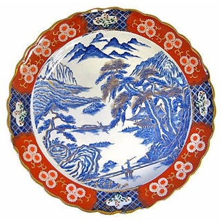 Chinese Hand-Painted Charger
