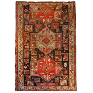 19th Century Azeri Carpet